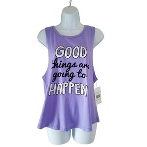 🆕5 More Minutes Good Things Lounge Tank Top